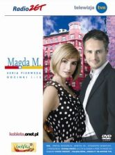 Magda M. Sezon 1 (DVD)