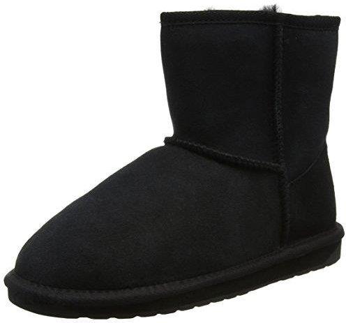 Amazon Buty Emu Stinger Mini dla kobiet, kolor: czarny (Black), rozmiar: 38 EU (5 kobiety UK) Ceneo.pl
