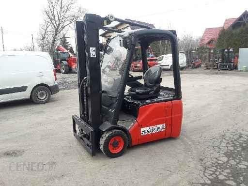 Poważnie Wózek widłowy elektryczny Linde E14 - Opinie i ceny na Ceneo.pl BN83
