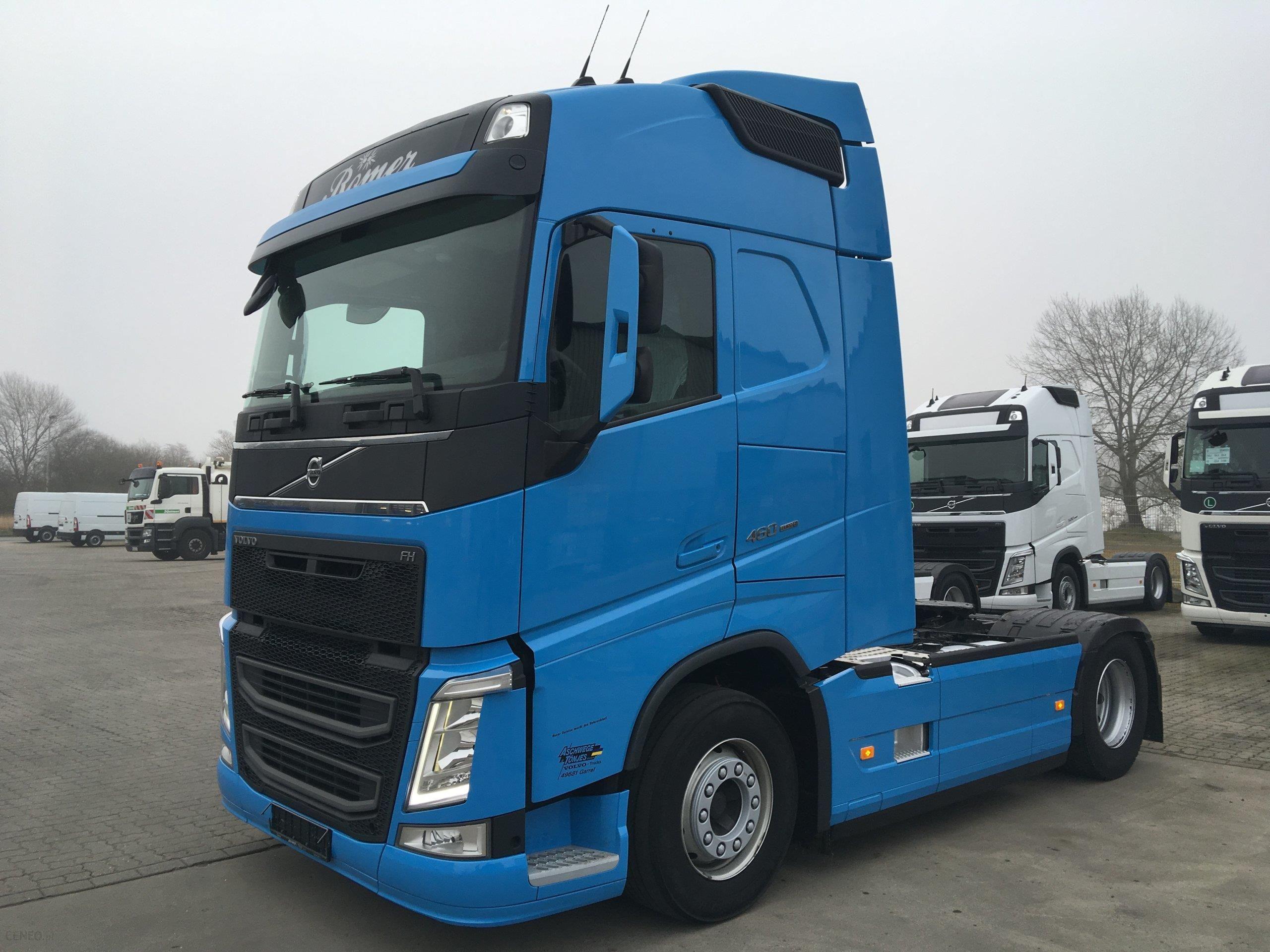Volvo Fh   460 Euro 6   Z Niemiec
