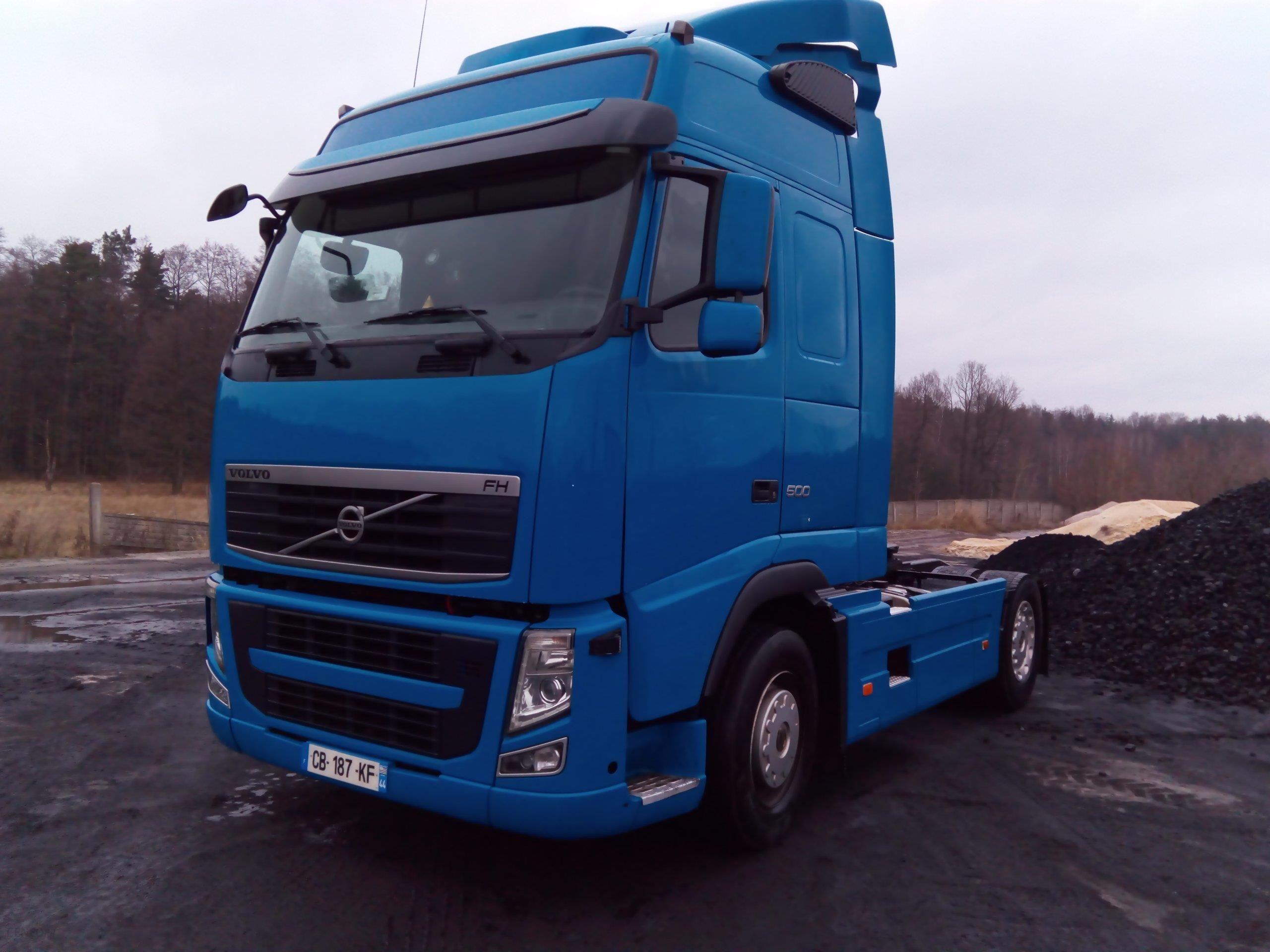 746ce924f73a9c Volvo FH500 klima postojowa Sprowadzony Super Stan - Opinie i ceny na  Ceneo.pl