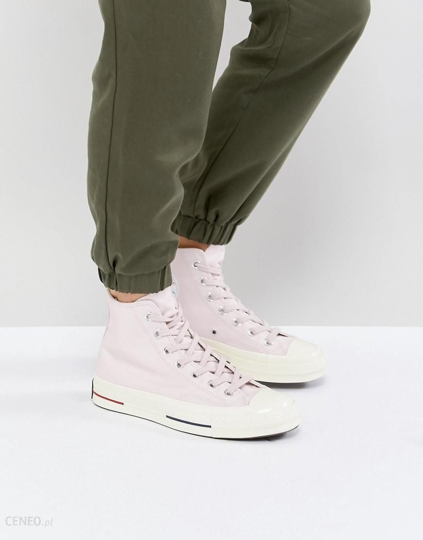 Converse Chuck Taylor All Star 70 Hi Trainers In Pink Pink Ceneo.pl