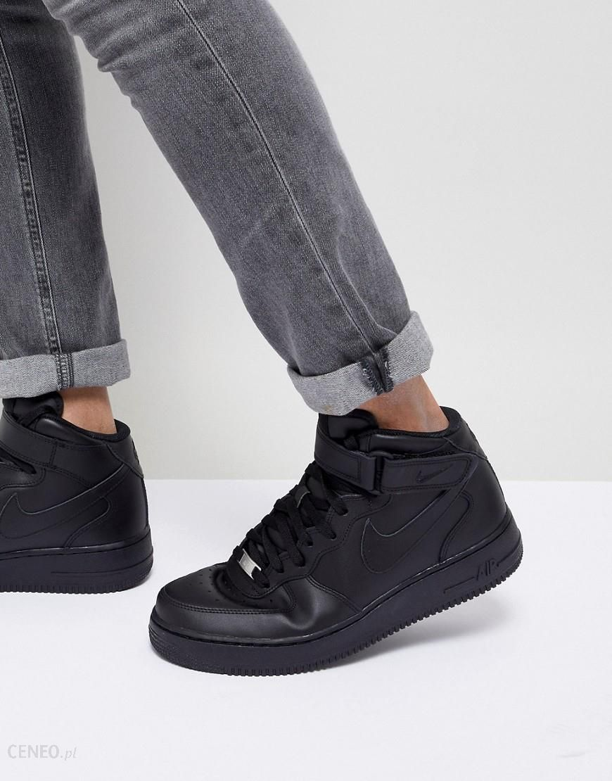 Nike Air Force 1 Mid 07 'All Black' [315123 001
