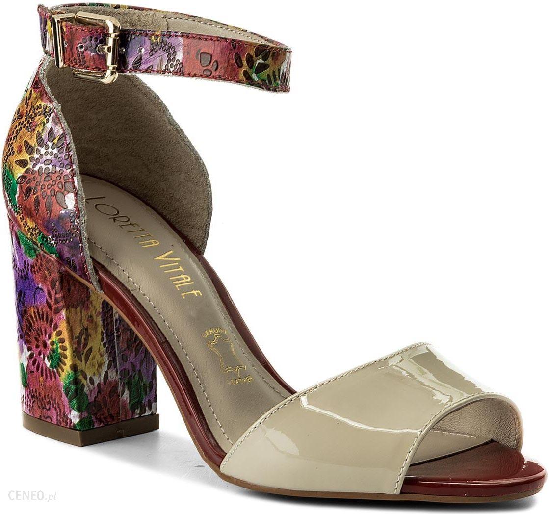 Sandały LORETTA VITALE 7802 Multicolor Ma