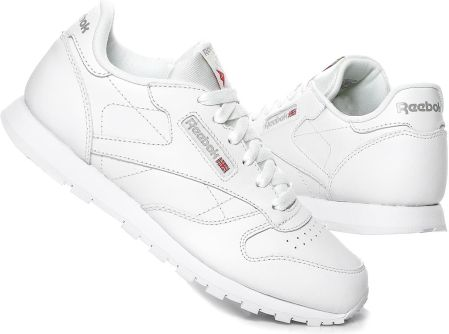 7b79b074 Reebok Buty damskie Classic Leather białe r. 35 (2232) - Ceny i ...