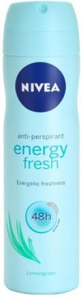 Nivea Energy Fresh dezodorant 150ml spray