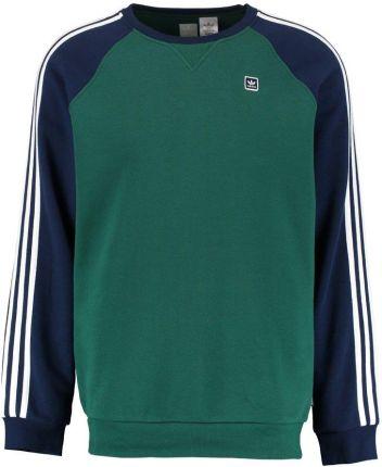 Adidas Originals UNIFORM CREW Bluza grennblue Ceny i opinie Ceneo.pl