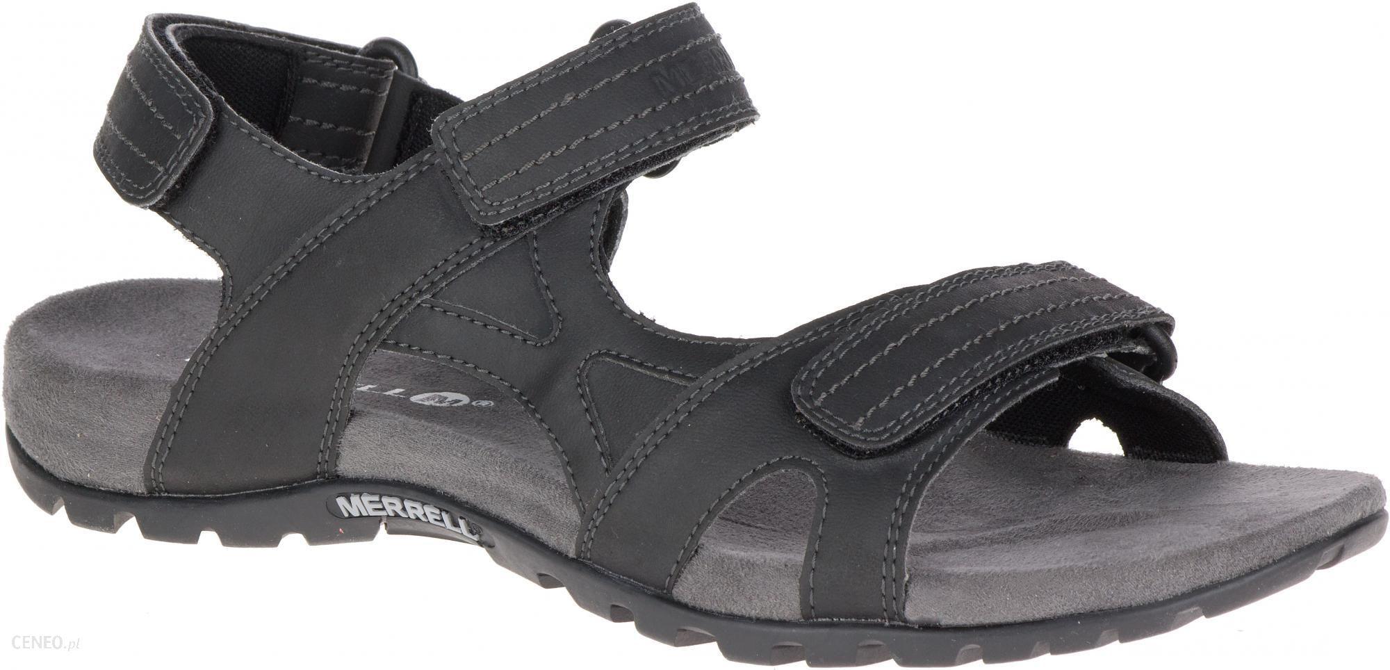 merrell sandały męskie sandspur rift strap black 11
