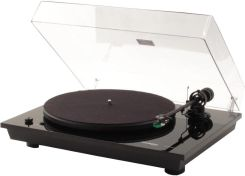 Produkt z outletu: Thorens TD 295 MKIV Piano Black