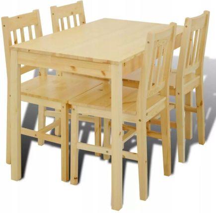 Stoły Z Krzesłami Zestawy Mebli Do Jadalni Ceneopl Strona 4