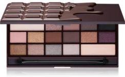 Makeup Revolution I Heart Makeup Paleta cieni do powiek Death By Chocolate 22g