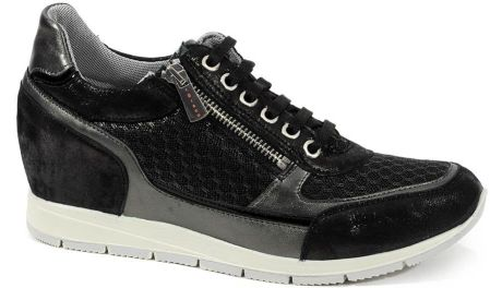 Czarne Tekstylne Buty Sportowe Adidas r.39 13 Ceny i opinie Ceneo.pl