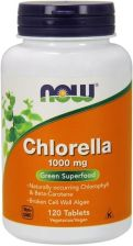 Now Foods Chlorella 1000mg 120 tabl