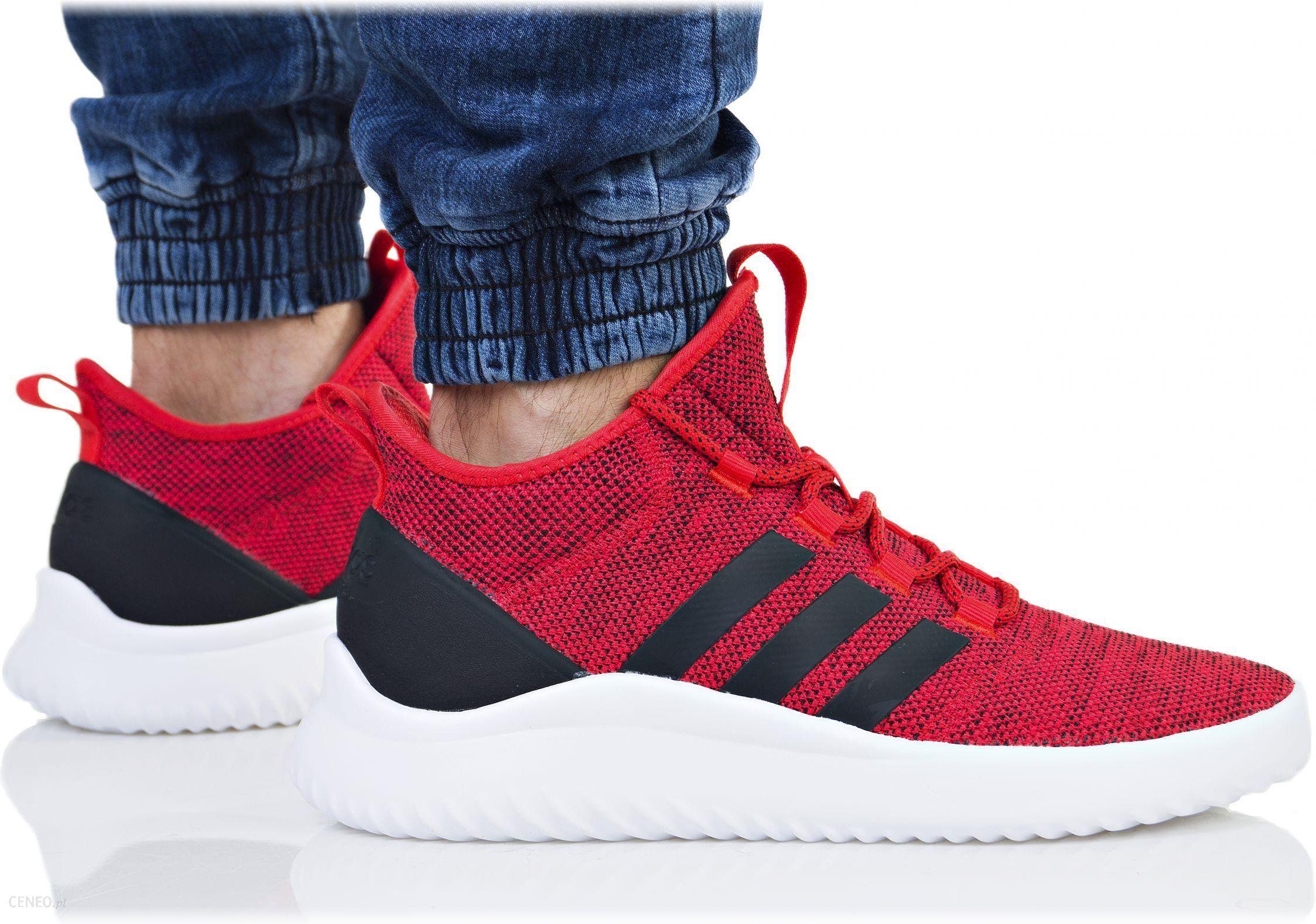 Buty adidas m?skie ultimate bball da9652 czerwone Galeria