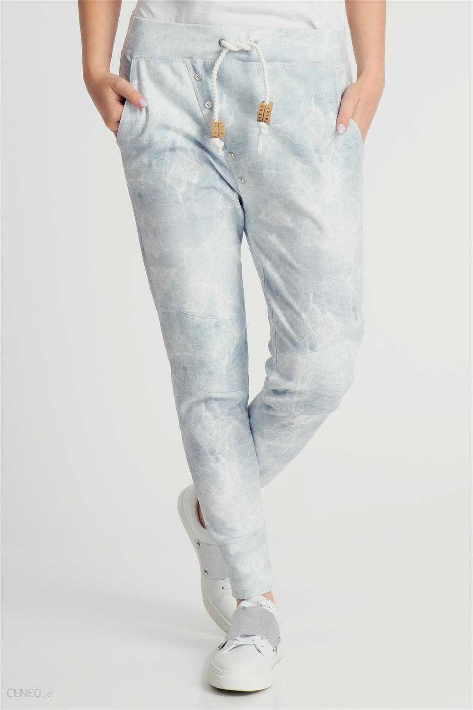 a4a2bc00 Spodnie dresowe damskie baggy jasnoszare Eight2Nine - jasny szary - Ceny i  opinie - Ceneo.pl