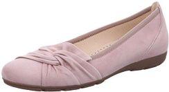 d76a4abd Amazon Gabor obuwie damskie 84.150.14 damskie buty składane baleriny, lato,  Pumps chmury, SLIPPER, takich jak działają na prawym Hovercraft-komorami p