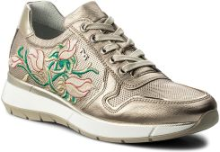 ee36a929f77a1 Sneakersy NERO GIARDINI - P805254D Oxigen Bronzo 312 eobuwie