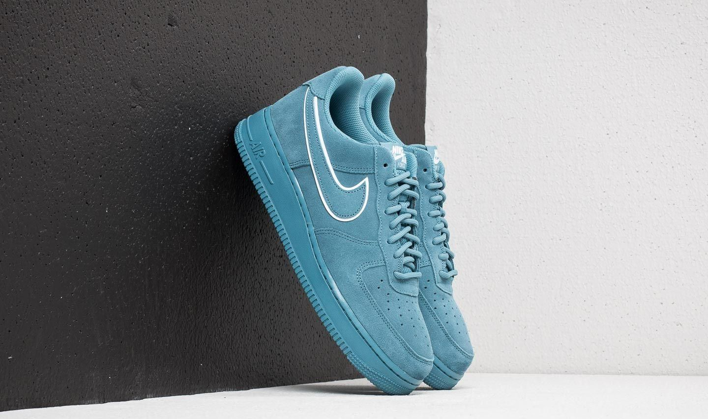 Nike Air Force 1 ´07 LV8 Suede Noise Aqua Noise Aqua