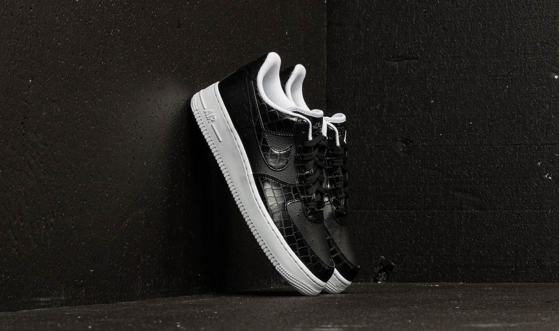 new arrival 4a7a2 67c13 Nike Air Force 1 ´07 Essential WMNS Black  Black-White - zdjęcie 1