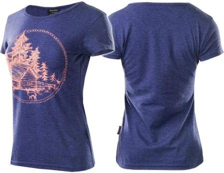 53ea38a6a85469 Podobne produkty do Nike Koszulka Polska Away + Twój Nadruk Pl833058-657-N.  Hi-tec Damska Koszulka Lady Holz T-Shirt Granat Xs Allegro
