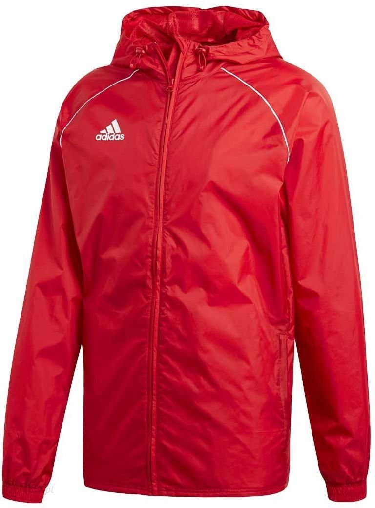 czerwona bluza adidas ortalion