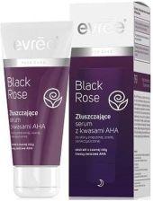 Evree Black Rose Serum złuszczające z kwasami AHA 75ml
