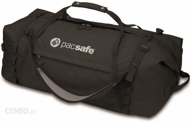 7c99287ed0b03 Plecak Pacsafe Torba Duffelsafe At100 Black Pdf22115100 Rb - Ceny i ...