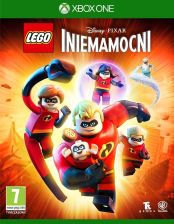 Gra Na Xbox One Lego Incredibles Iniemamocni Gra Xbox One Od 100