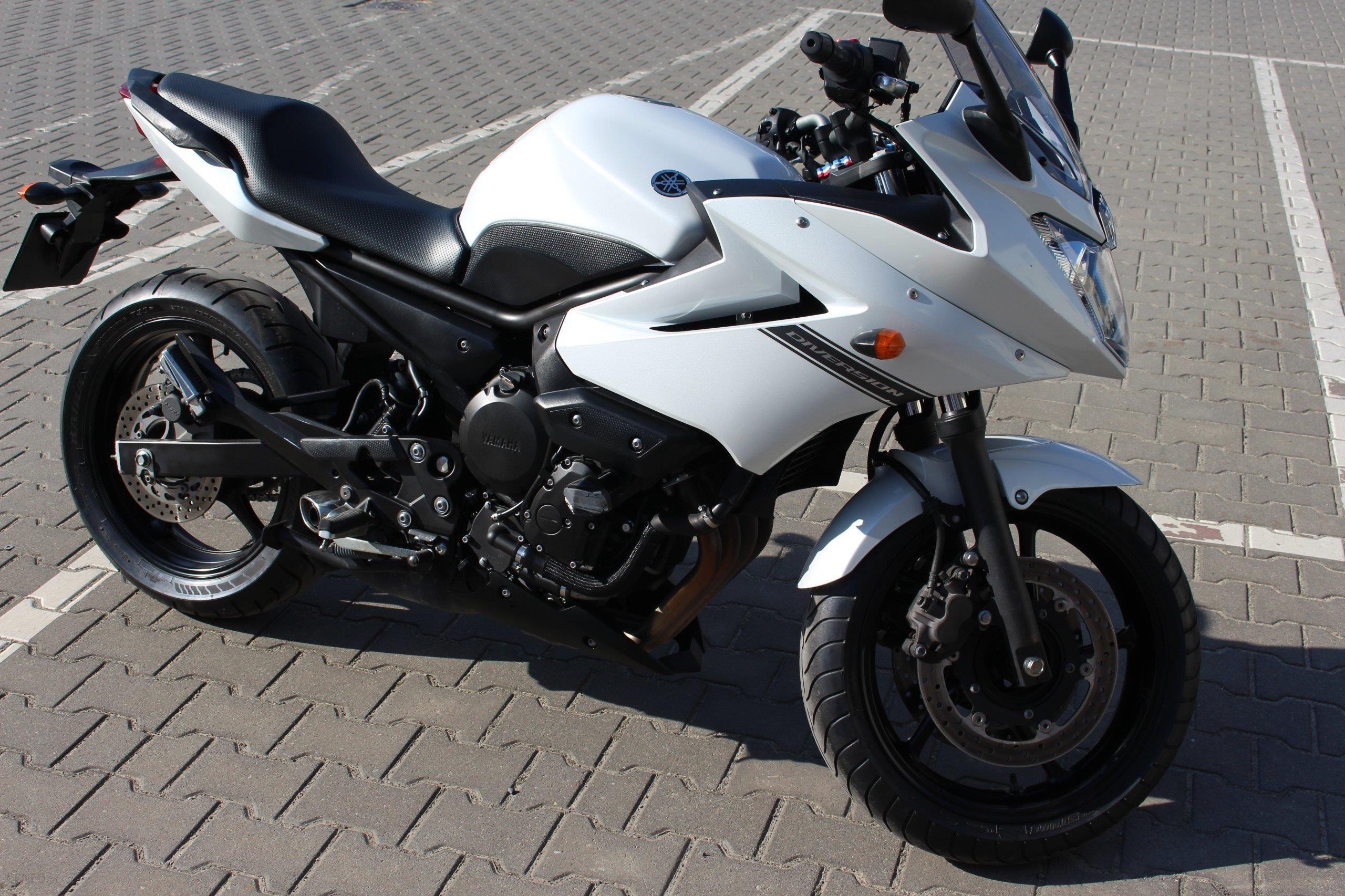 Yamaha Xj6 Diversion Opinie I Ceny Na Ceneo Pl