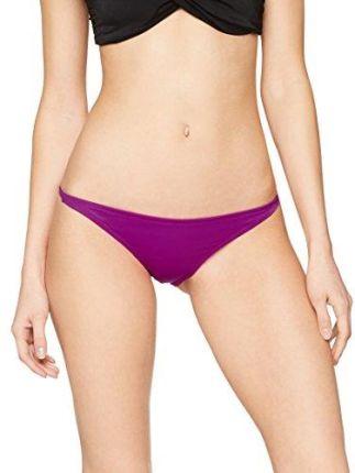 25e58f8db8b2b7 Amazon Iris & Lilly Damen Bikinihose mit Brasilian-Schnitt, Violett (Bright  Fuschia)