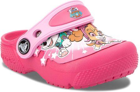615bee8c97a1 Klapki CROCS - Funlab Paw Patrol Clogs Ps G 205204 Vibrant Pink eobuwie