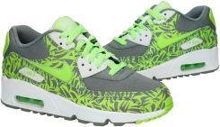 Buty Nike Air Max 90 Print Mesh GS Cool Grey Rozmiar: 38 Ceny i opinie Ceneo.pl