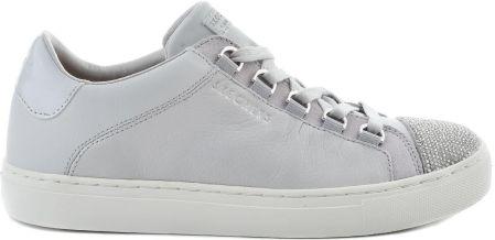 dda5c664d2640 Podobne produkty do Reserved - Białe trampki - Biały - damska. Buty  Skechers Side Street-bling (73531-GRY) 39 Allegro