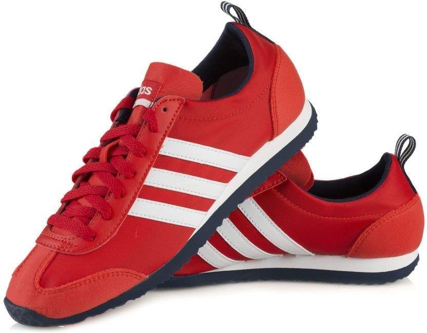 Adidas Buty męskie VS Jog czerwone r. 42 (DB0463) Ceny i opinie Ceneo.pl
