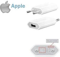 Amazon 100% oryginalny Apple USB 5 W adapter MD813ZM A A1400 zasilacz  sieciowy ze 88f76fc344d