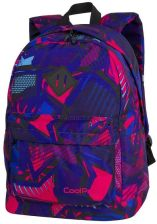 Patio Plecak Coolpack Cross A287 Crazy Pink Abstract 87636CP - zdjęcie 1