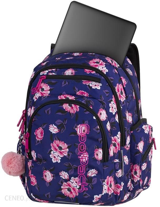 0786428cb21eb Coolpack plecak Flash A475 Rose Garden 91671CP - Ceny i opinie ...