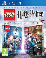 Amazon LEGO Harry Potter 1 – 7 Collection PS4