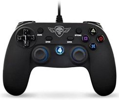 Amazon Dodatek pour Sony PlayStation 4 – Spirit of Gamer PS4 Wired gamepad – Manette filaire pour PlayStation 4 ET PlayStation 3