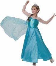 f276e002b kinderbal Strój Księżniczka Lodu jak Elsa 104cm
