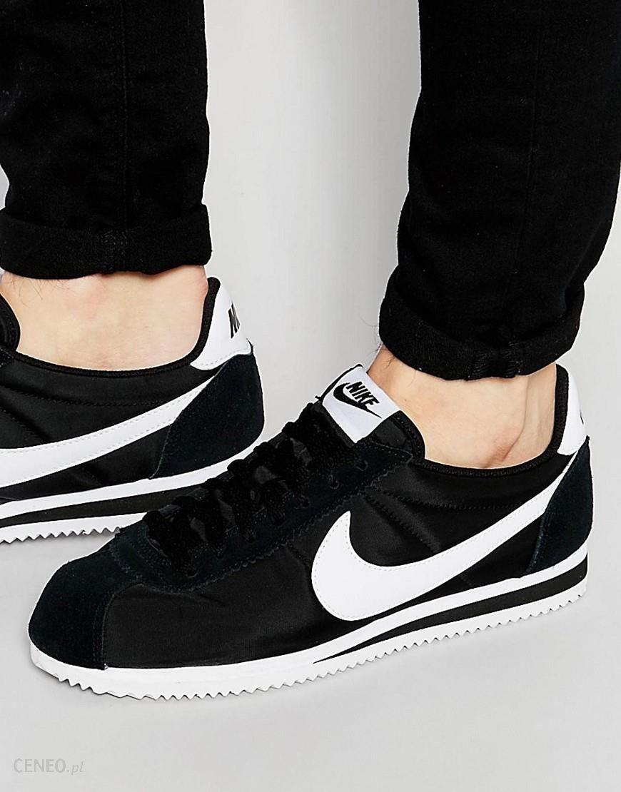 Nike Mens Classic Cortez Nylon Trainers