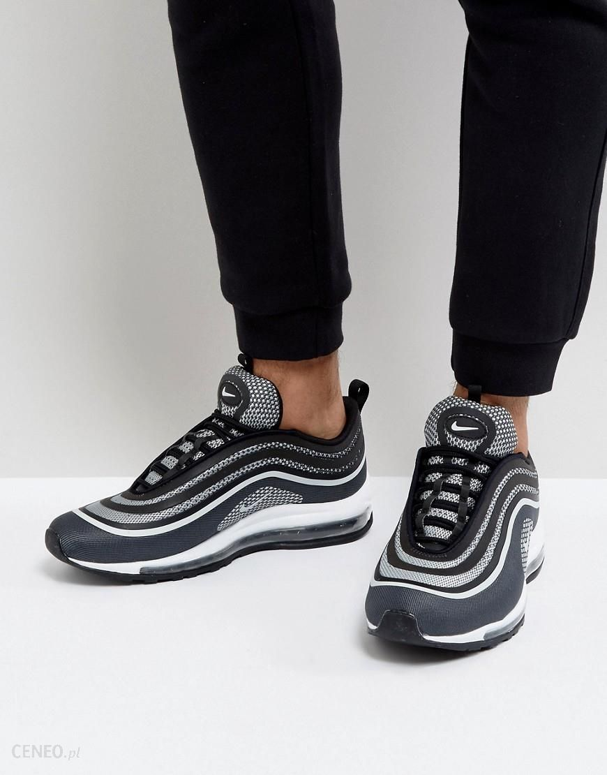Nike Air Max 97 Ultra '17 Trainers In Black 918356 001 Black Ceneo.pl