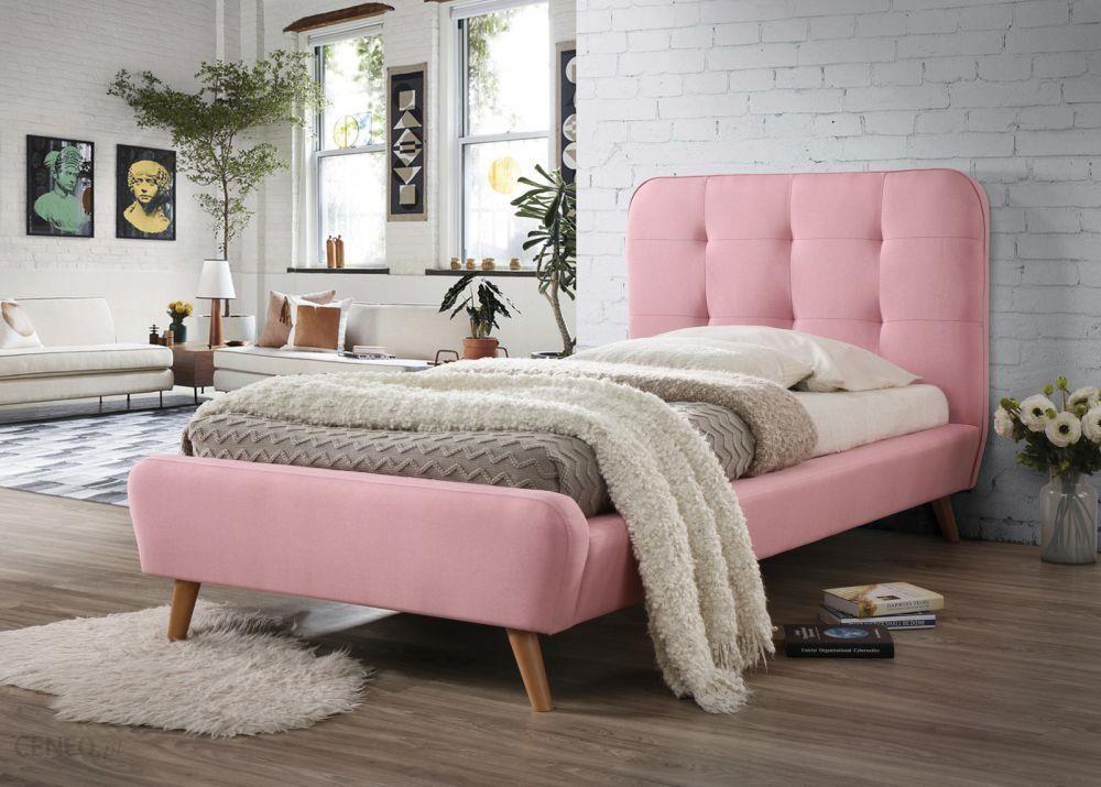 Signal łóżko Tiffany Różowy 90x200