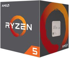 AMD Ryzen 5 2600 3,4GHz BOX (YD2600BBAFBOX)