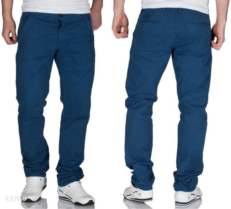 Jack Jones + Niebieskie spodnie Chino jeansy 31 30 - Ceny i opinie ... 499b1b6ea2