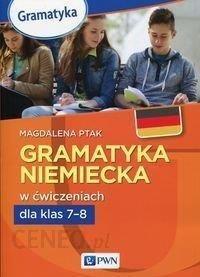 gramatyka niemiecka w ćwiczeniach dla klas 7 8