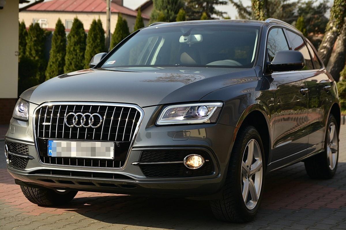 Audi Q5 8r 2016 Diesel 190km Suv Szary Opinie I Ceny Na Ceneopl