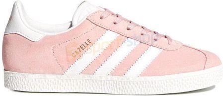 buty adidas gazelle pudrowy roz