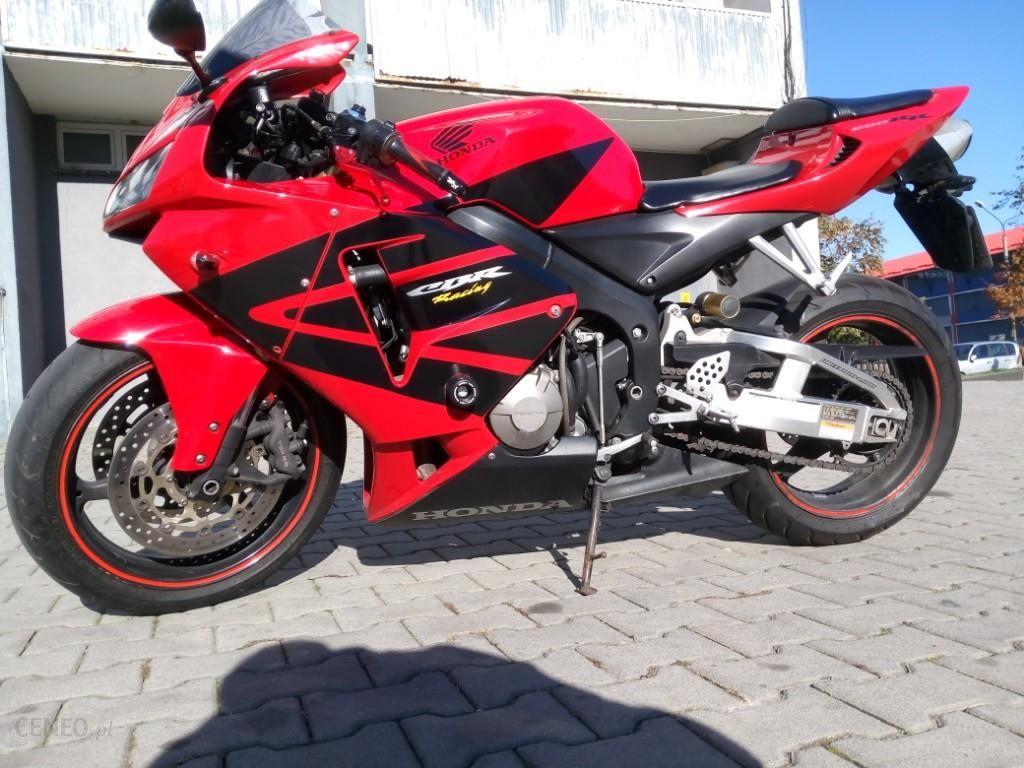 Honda Cbr 600 Rr Opinie I Ceny Na Ceneo Pl