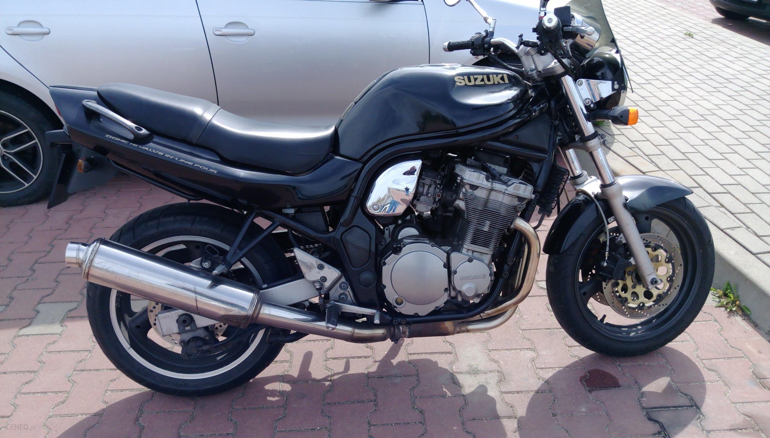 Suzuki Bandit 600 N Opinie I Ceny Na Ceneo Pl